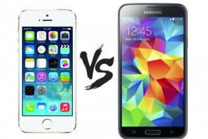 Meglio Samsung Galaxy S5 o iPhone 5s?