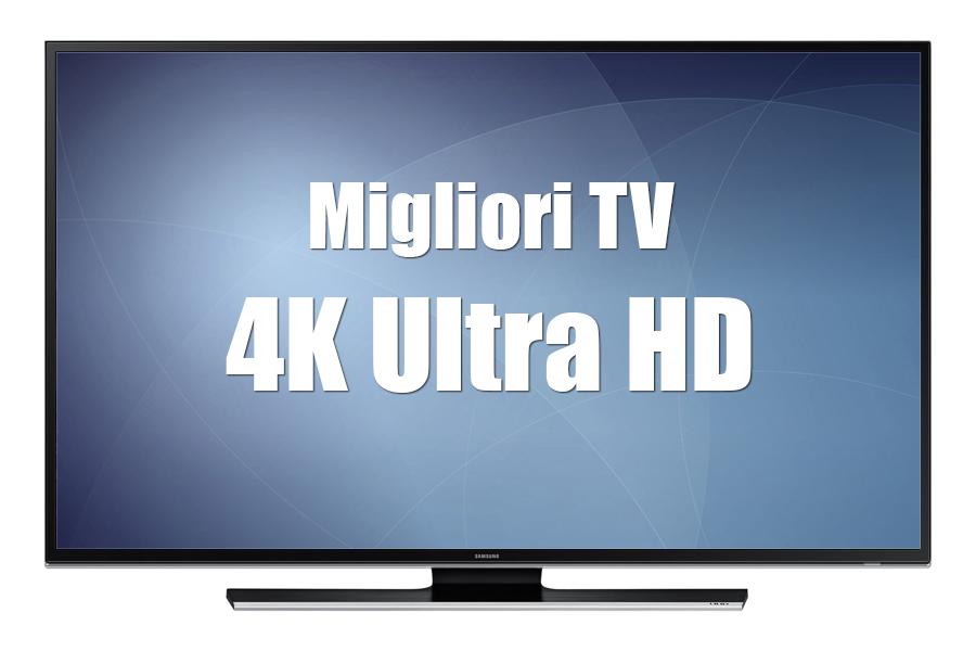 Le migliori TV 4K da comprare nel 2015 - Yeppon.it