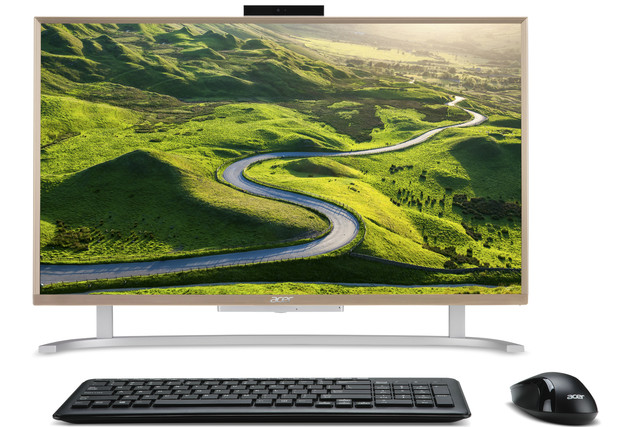 Nuovi pc all-in-one Acer Aspire C: specifiche e prezzi - Yeppon.it