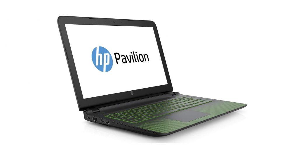 HP Pavilion Gaming 15-ak002nl
