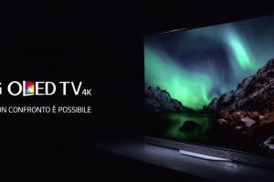 LG 55e6v TV OLED