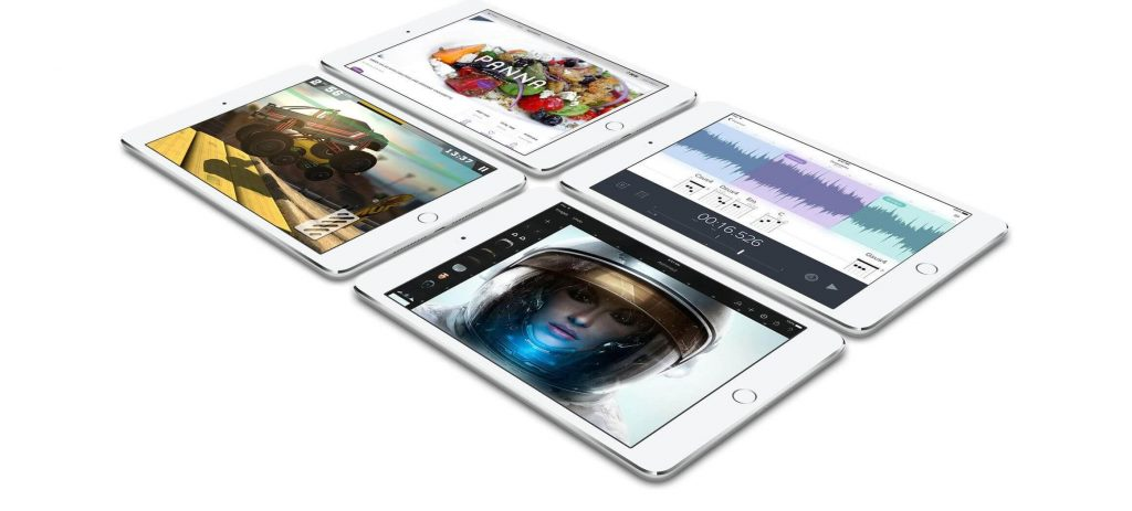 Display iPad Mini 4