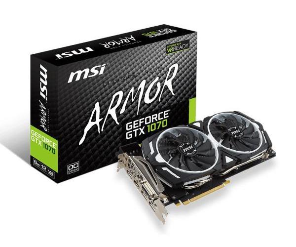 Nvidia GTX 1070 G1