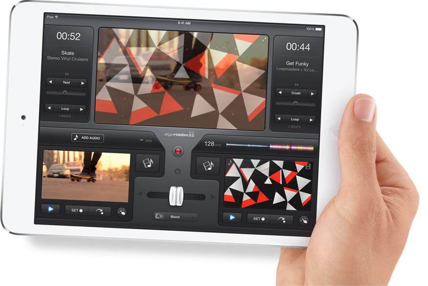 Display iPad mini 2
