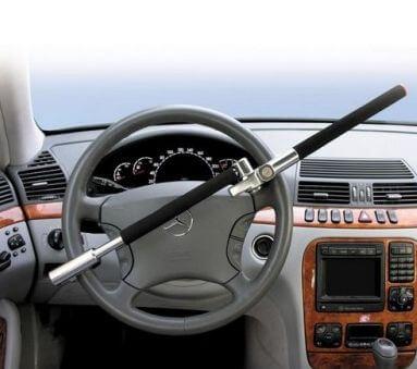 Cora Antifurto Steering Blook