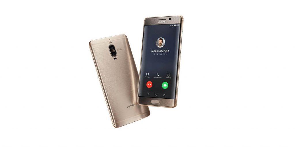 Design Huawei Mate 9 Pro