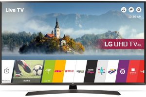 TV 4k Ultra HD: LG 60UJ634V