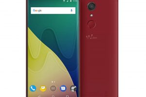 Phablet Wiko View XL