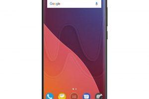 Wiko View smartphone 18:9