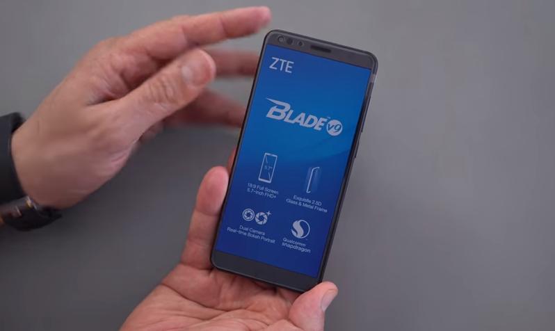 ZTE Blade V9