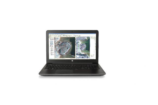 HP zbook 15 g