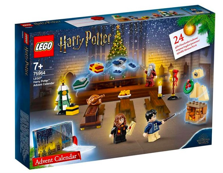 Calendario dell'Avvento 2019 LEGO Harry Potter 75964