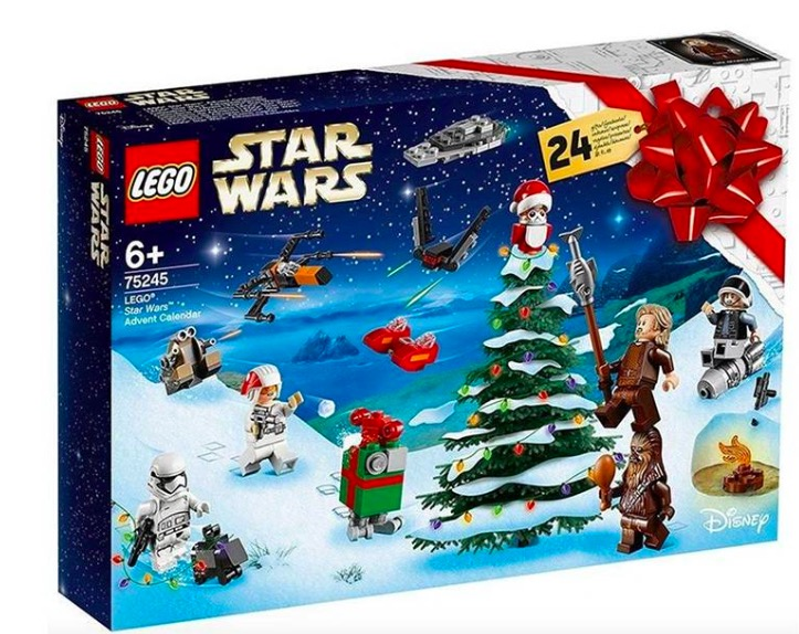 Calendario dell'Avvento 2019 LEGO Star Wars 75245